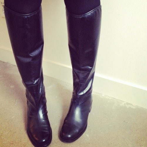 "Hunter ""Sylvie"" Riding Boots"
